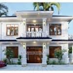 Mẫu Biệt Thự Hiện Đại Đẹp Năm 2020 Tại Sầm Sơn Thanh Hóa