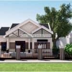 Mẫu Nhà Cấp 4 Đẹp Năm 2020 Tại Bắc Ninh