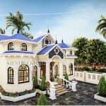 Mẫu Nhà Cấp 4 Đẹp Đẳng Cấp Năm 2020 Tại Chơn Thành Bình Phước