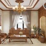 Mẫu Thiết Kế Nội Thất 3 Phòng Đẹp Ở Nam Định
