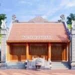 Mẫu Từ Đường Tại Nghi Lộc, Nghệ An
