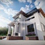 Mẫu Biệt Thự 2 Tầng Cuốn Hút Người Nhìn 2020 Tại Thanh Hóa