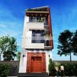 Nhà Phố 3 Tầng Có Gác Lửng Tại Thuận Thành, Bắc Ninh