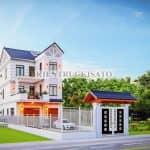 Mẫu Biệt Thự 3 Tầng Kinh Điển Năm 2020 Tại Bắc Ninh