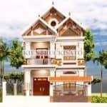 Mẫu Biệt Thự Mái Thái Sang Trọng Bậc Nhất Tỉnh Thanh Hóa
