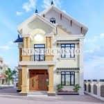 Say Đắm Mẫu Biệt Thự 2 Tầng Mái Thái 201m2 Tại Thái Nguyên