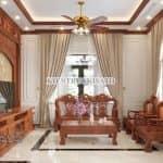 Mẫu nội thất đẹp cho biệt thự - Sang Trọng và Hiện Đại