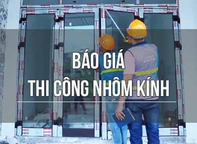 Kisato cam kết báo giá cửa nhôm kính xingfa việt ý chính xác, không thay đổi trong quá trình lắp đặt, thi công