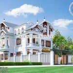 Đắm Chìm Với Mẫu Thiết Kế Biệt Thự Tại Mỹ Đức, Hà Nội