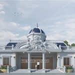 Biệt Thự Nhà Vườn Đẹp Đẳng Cấp Năm 2020 Tại An Lão Hải Phòng