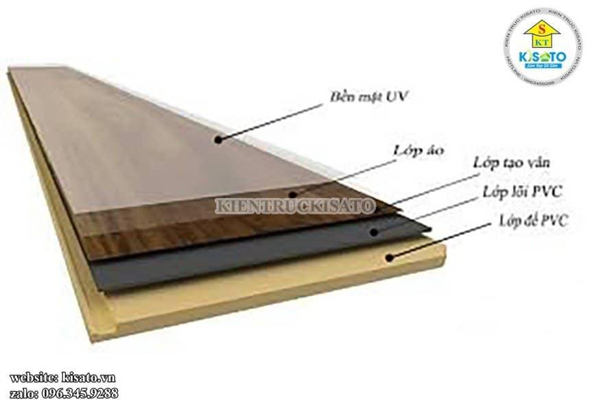 Vật liệu thi công sàn nhựa giả gỗ