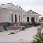Các Mẫu Nhà Vườn, Biệt Thự Hiện Đại Đẹp Nổi Bật Nhất Tại Thái Thụy Thái Bình