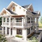 Chiêm Ngưỡng Mẫu Biệt Thự 2 Tầng Đẹp Tại Mỹ Hào Hưng Yên