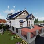 Chiêm Ngưỡng Mẫu Nhà Cấp 4 Đẹp 150 m2 Tại Quảng Ninh