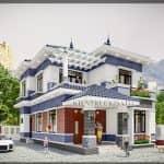 Đắm Chìm Với Vẻ Đẹp Của Mẫu Biệt Thự Hiện Đại Năm 2020 Tại Gia Bình Bắc Ninh