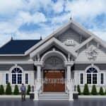 Đẳng Cấp Với Mẫu Nhà Cấp 4 Đẹp Năm 2020 Tại Kim Sơn Ninh Bình