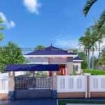 Đáng Xem Mẫu Nhà Cấp 4 Đẹp Tại Lâm Thao Phú Thọ