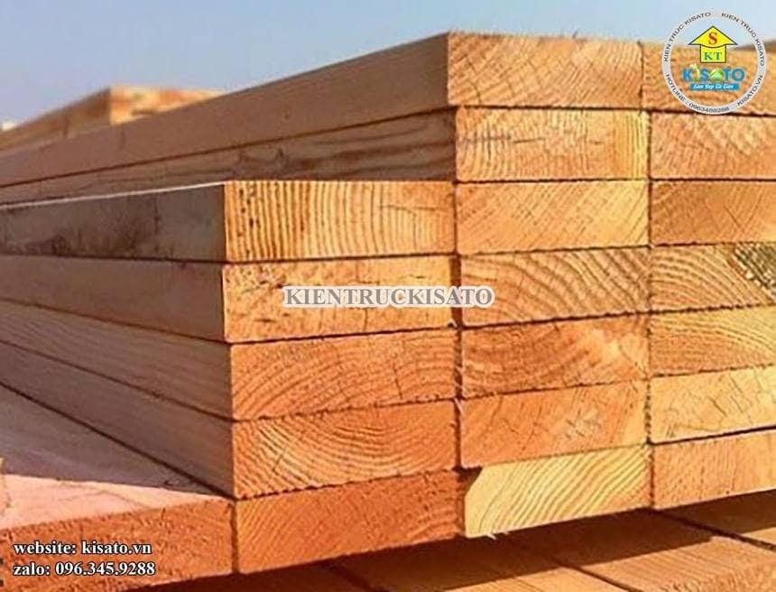 Vật liệu thi công sàn gỗ tự nhiên