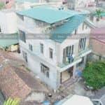 Mẫu Biệt Thự 2 Tầng Mái Lệch Hiện Đại Đẹp Tại Bắc Ninh Giá 900 Triệu