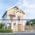Vẻ Đẹp Choáng Ngợp Của Mẫu Biệt Thự 2 Tầng Đẹp Tại Phú Xuyên Hà Nội