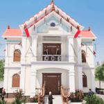 Mẫu Biệt Thự 2 Tầng Hiện Đại Đẹp Tại Tam Dương, Vĩnh Phúc