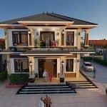 Chiêm Ngưỡng Mẫu Biệt Thự Đẹp 2 Tầng Đẹp 220 m2 Tại Ninh Bình