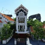 Mẫu Biệt Thự Đẹp 3 Tầng Tân Cổ Điển Tại Vĩnh Tường, Vĩnh Phúc
