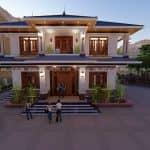 Mẫu Biệt Thự 2 Tầng Hiện Đại Đẹp 230 m2 Tại Lạng Sơn