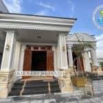 Mẫu Biệt Thự Nhà Vườn Mái Nhật Tuyệt Đẹp Năm 2020 Tại Ý Yên Nam Định