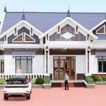 Mẫu Nhà Cấp 4 Đẹp 140 m2 Tại Thuận Thành Bắc Ninh