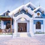 Mẫu Nhà Cấp 4 Đẹp 150 m2 Tại Lục Ngạn Bắc Giang