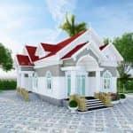 Mẫu Nhà Cấp 4 Đẹp 150 m2 Tại Gò Công Đông Tiền Giang