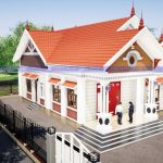 Mẫu Nhà Cấp 4 Đẹp 150m2 Tại Văn Lâm Hưng Yên