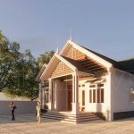 Mẫu Nhà Cấp 4 Đẹp 150m2 Tại Quỳ Châu Nghệ An