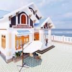 Mẫu Nhà Cấp 4 Đẹp 160m2 Tại Phổ Yên Thái Nguyên