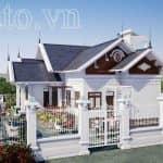 Mẫu Nhà Cấp 4 Đẹp 180m2 Tại Yên Mỹ Hưng Yên