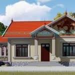 Mẫu Nhà Cấp 4 Đẹp 220m2 Tại Lạng Giang Bắc Giang
