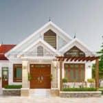 Mẫu Nhà Cấp 4 Đẹp Ấn Tượng Tại Kim Thành Hải Dương