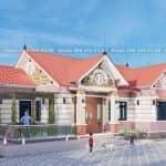 Mẫu Nhà Cấp 4 Đẹp 170m2 Tại Thuận Thành Bắc Ninh