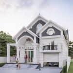 Mẫu Nhà Cấp 4 Đẹp Có Gác Lửng Năm 2020 Tại Công Đông Tiền Giang