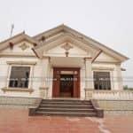 Mẫu Nhà Cấp 4 Đẹp Tỏa Nắng Do KISATO Thiết Kế Tại Lạng Giang Bắc Giang