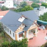Mẫu Nhà Cấp 4 Đẹp Do KISATO Thiết Kế Tại Yên Mỹ Hưng Yên