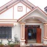 Mẫu Nhà Cấp 4 Đẹp Vạn Người Mê Do KISATO Thiết Kế Tại Phú Thọ