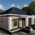 Mẫu Nhà Cấp 4 Đẹp Giá Rẻ Tại Đông Hưng Thái Bình