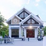 Mẫu Nhà Cấp 4 Đẹp Giá Rẻ Tại Lập Thạch Vĩnh Phúc