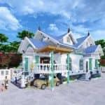 Mẫu Nhà Cấp 4 Đẹp Hiện Đại Tại Tam Bình Vĩnh Long