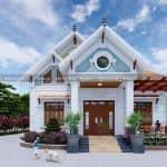 Mẫu Nhà Cấp 4 Đẹp Hot Nhất Tại Mậu A Yên Bái