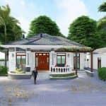 Mẫu Nhà Cấp 4 Đẹp Hút Hồn Người Xem Tại Phú Thọ