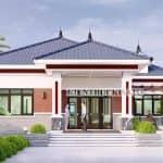 Mẫu Nhà Cấp 4 Đẹp Không Thể Bỏ Qua Tại Sóc Sơn Hà Nội
