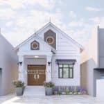 Mẫu Nhà Cấp 4 Đẹp Năm 2020 Tại Diễn Châu Nghệ An